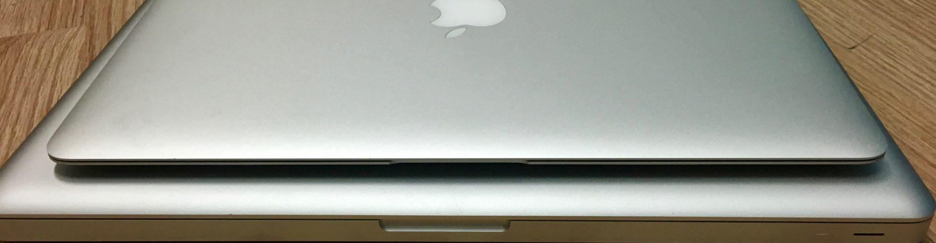 ремонт ноутбуков Apple в Праге